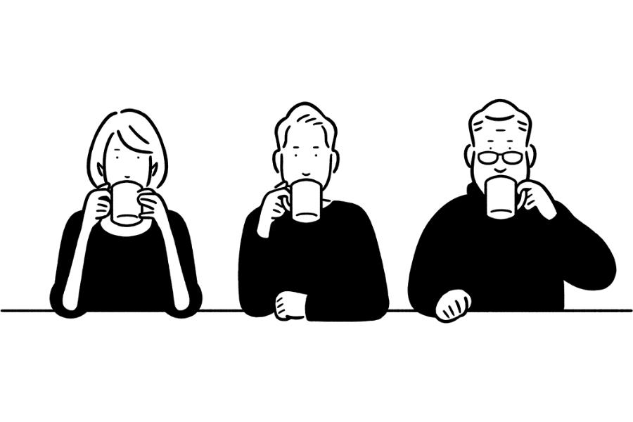 WHITE COFFEEの公式画像の引用
